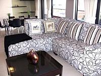Alfred Apartment, De Waterkant - lounge 2