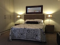 Canal Chic, V&A Waterfront - bedroom