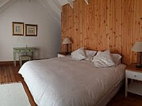 River Walk House, Hout Bay - master bedroom